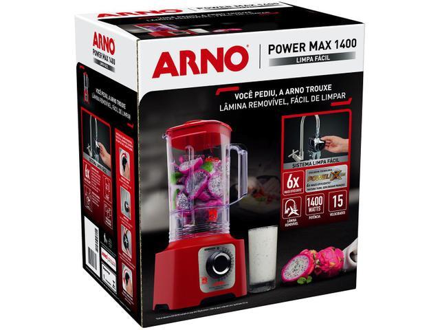 Imagem de Liquidificador Arno Power Max 1400 LN56 3,1L