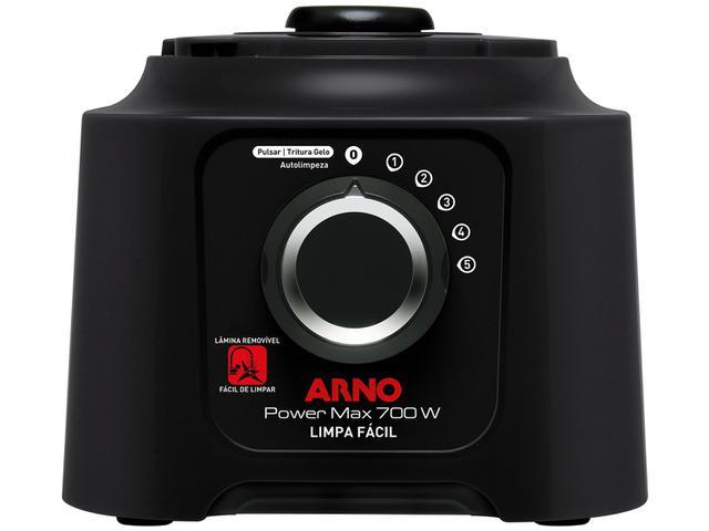 Imagem de Liquidificador Arno Power Max 700 LN60 Preto