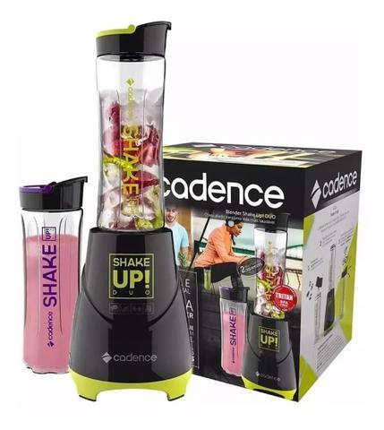 Imagem de Liquidificador Blender Cadence Shake Up 300w 2 Copos Tritan