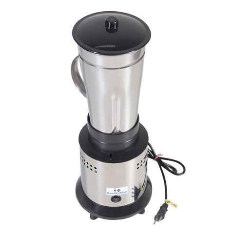 Imagem de Liquidificador Industrial Alta Rotação 2 Litros 800w Inox Para Casa 110v - EvandroShop