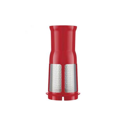 Imagem de Liquidificador Inox L-74 850W 10 Vel. 1,6L Vermelha MONDIAL