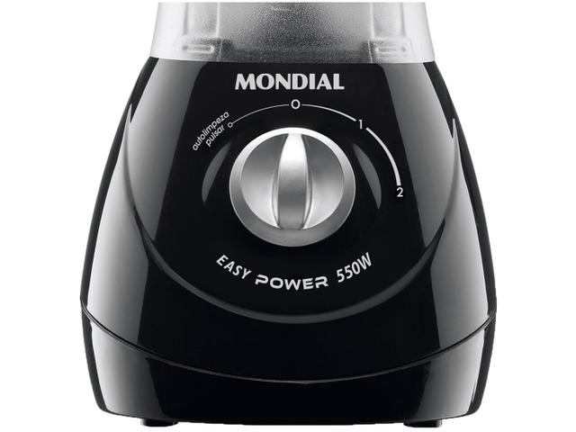 Imagem de Liquidificador Mondial Easy Power L-550 2,2L Preto