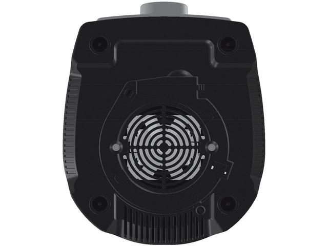 Imagem de Liquidificador Mondial L-1000 BI Copo 3L  - Preto e Inox Com Filtro 12 Velocidades 1000W