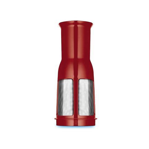 Imagem de Liquidificador Mondial L-1100 Turbo Inox Vermelho 3L