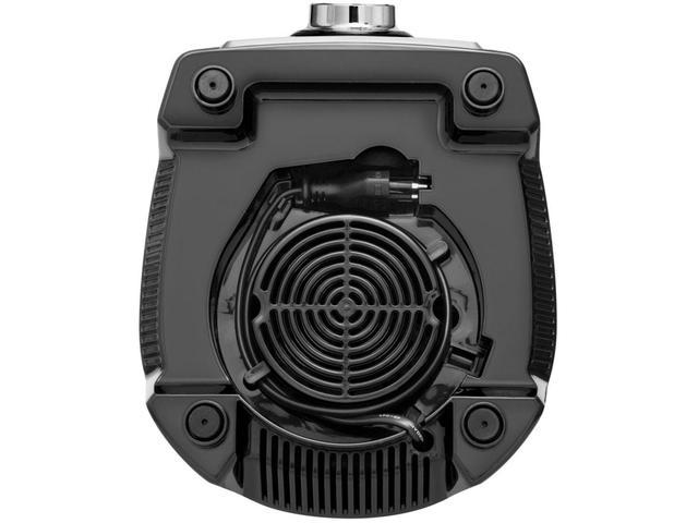 Imagem de Liquidificador Mondial Turbo Inox L-1100 BI 3L - Preto com Filtro 12 Velocidades 1100W 5877-02
