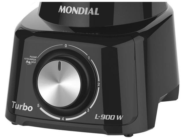 Imagem de Liquidificador Mondial Turbo L-900 FB Copo