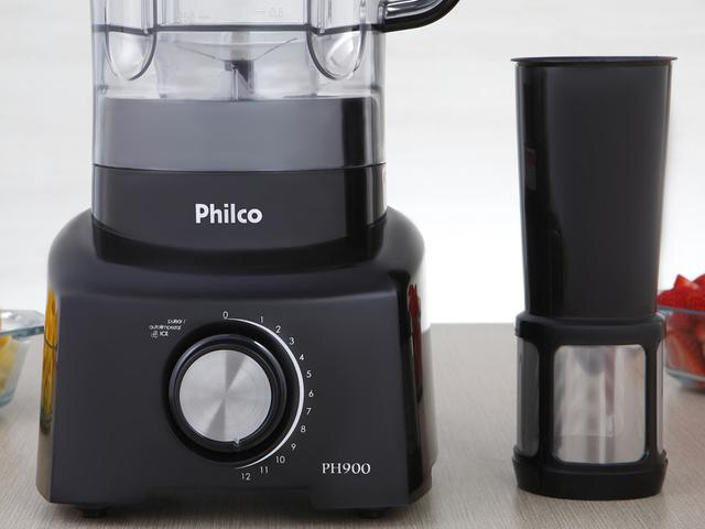Imagem de Liquidificador Philco PH900 2L Preto com Filtro
