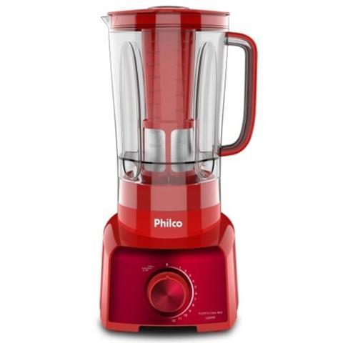Imagem de Liquidificador Philco Plq912v Inox Red 1200w 220v