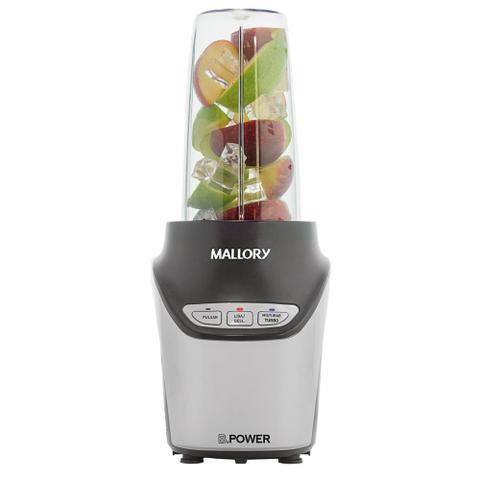 Imagem de Liquidificador Super Blender Mallory Power 1000W Preto 220v