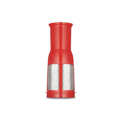 Imagem de Liquidificador Turbo Inox 1200w 110v Vermelho