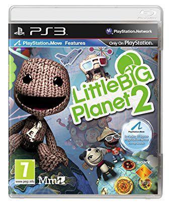 Jogo Little Big Planet 2 - Playstation 3 - Sieb