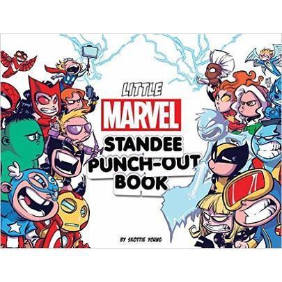 Imagem de Little Marvel Standee Punch-Out Book