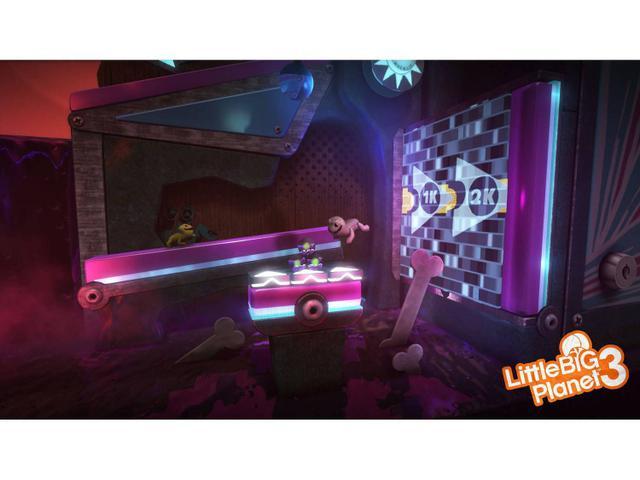 Imagem de LittleBigPlanet 3 para PS3