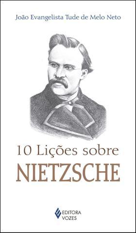 Imagem de Livro - 10 lições sobre Nietzsche