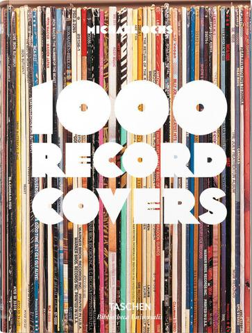 Imagem de Livro - 1000 record covers