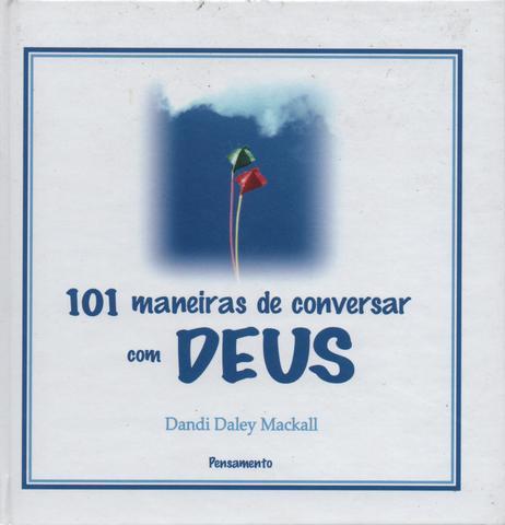 Imagem de Livro - 101 Maneiras de Conversar com Deus
