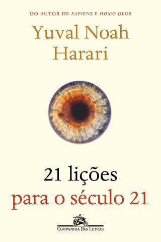 Imagem de Livro - 21 lições para o século 21