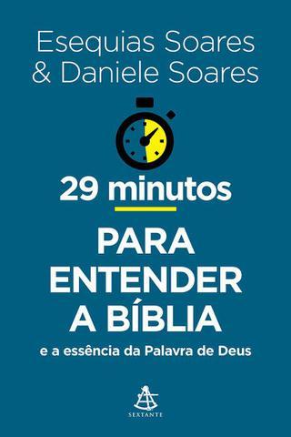Imagem de Livro - 29 minutos para entender a Bíblia