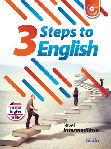 Imagem de Livro - 3 Steps to English
