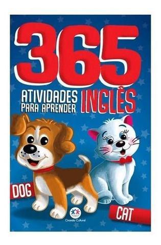 Imagem de Livro - 365 atividades para aprender Inglês