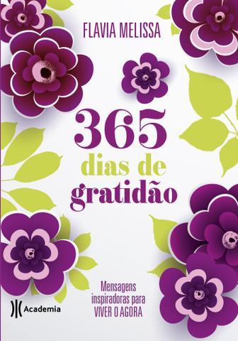 Imagem de Livro - 365 dias de gratidão