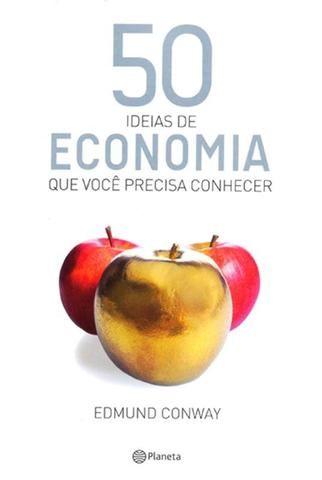 Imagem de Livro - 50 ideias de economia que você precisa conhecer