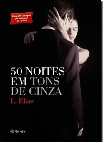 Imagem de Livro - 50 noites em tons de cinza - 2ª edição