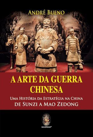 Imagem de Livro - A arte da guerra chinesa