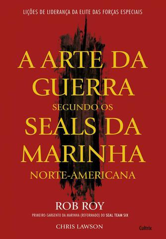 Imagem de Livro - A Arte da Guerra Segundo os Seals da Marinha Norte-Americana
