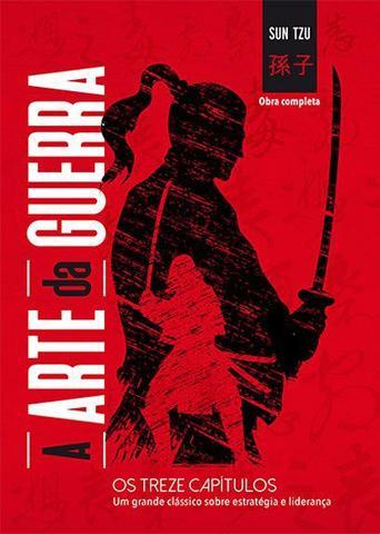 Imagem de Livro - A arte da guerra