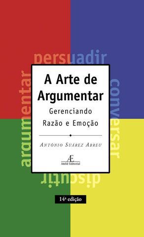 Imagem de Livro - A Arte de Argumentar