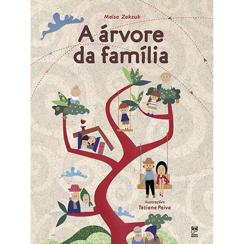 Imagem de Livro - A árvore da família