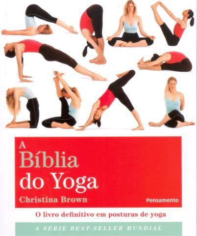 Imagem de Livro - A Bíblia do Yoga