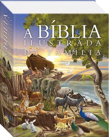Imagem de Livro - A bíblia ilustrada da família