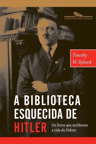 Imagem de Livro - A biblioteca esquecida de Hitler