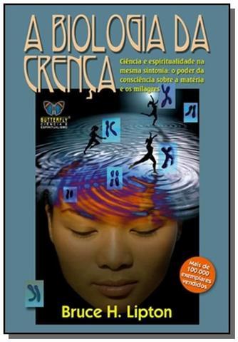 Imagem de Livro - A biologia da crença