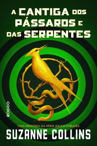 Imagem de Livro - A cantiga dos pássaros e das serpentes
