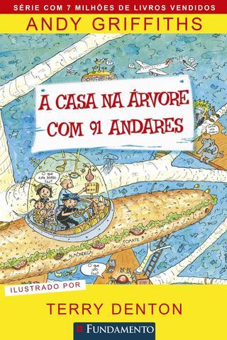 Imagem de Livro - A CASA NA ÁRVORE COM 91 ANDARES