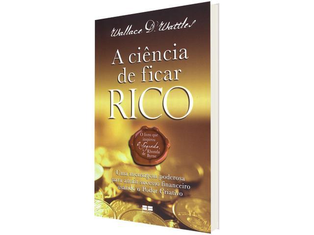 Imagem de Livro A Ciência de Ficar Rico