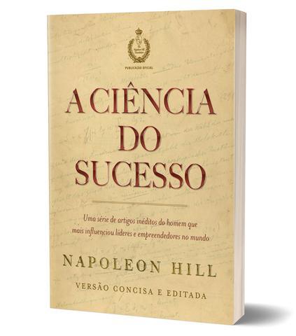 Imagem de Livro - A ciência do sucesso