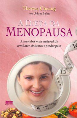 Imagem de Livro - A dieta da menopausa