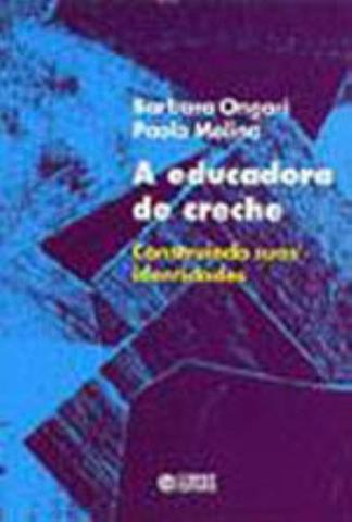 Imagem de Livro - A educadora de creche
