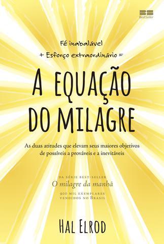 Imagem de Livro - A equação do milagre