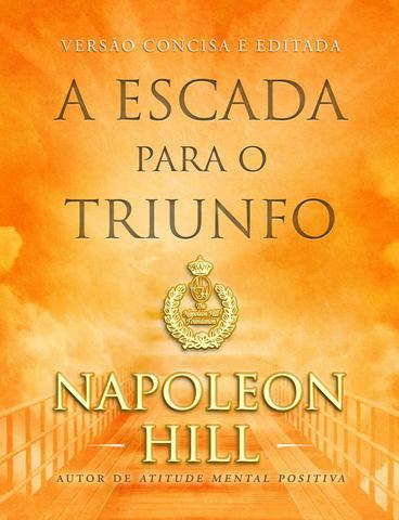 Imagem de Livro - A escada para o triunfo - LIVRO DE BOLSO