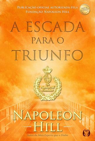 Imagem de Livro - A escada para o triunfo
