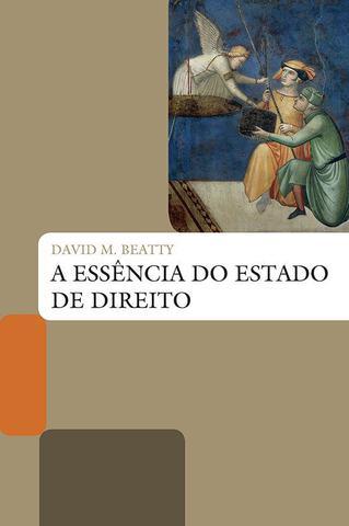Imagem de Livro - A essência do Estado de direito