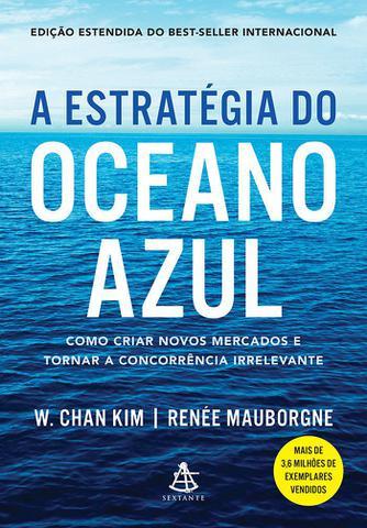 Imagem de Livro - A estratégia do oceano azul