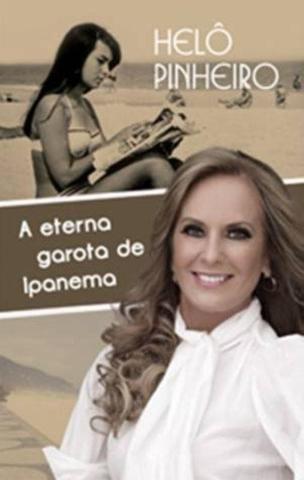 Imagem de Livro - A eterna garota de Ipanema