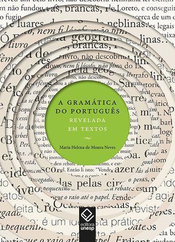 Imagem de Livro - A gramática do português revelada em textos