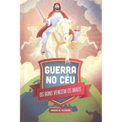Imagem de Livro A Guerra No Ceu - Os Bons Vencem Os Maus - Cpb
